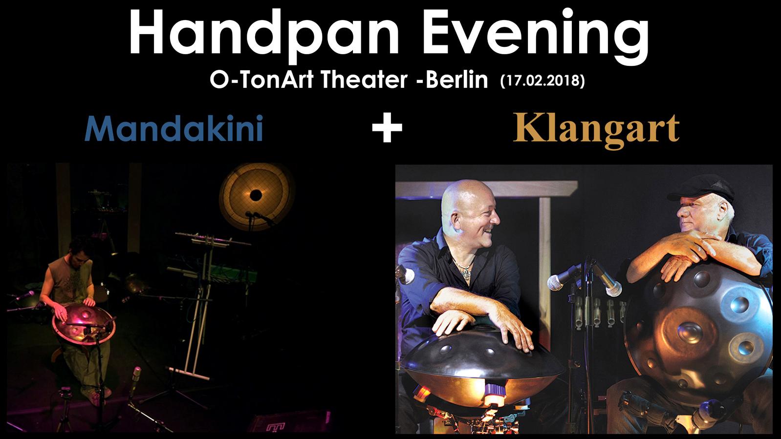 Klangart + Mandakini (Berlin)
